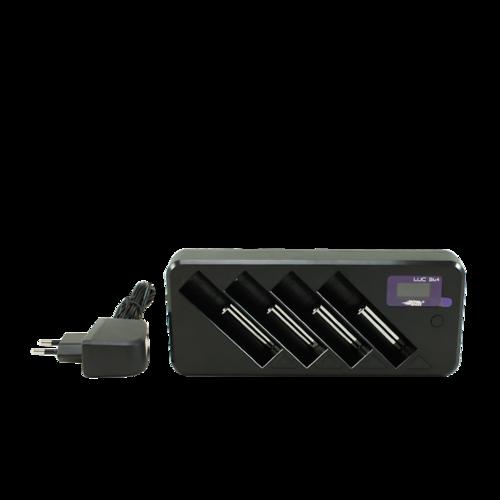 Efest LUC BLU4 batterij oplader