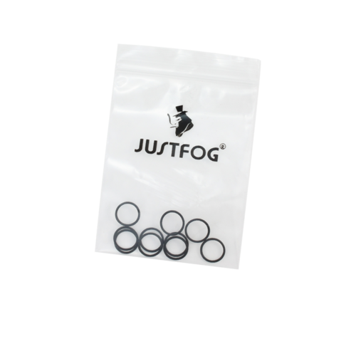 Justfog Q16 Pro clearomizer siliconen ringen (10 stuks)