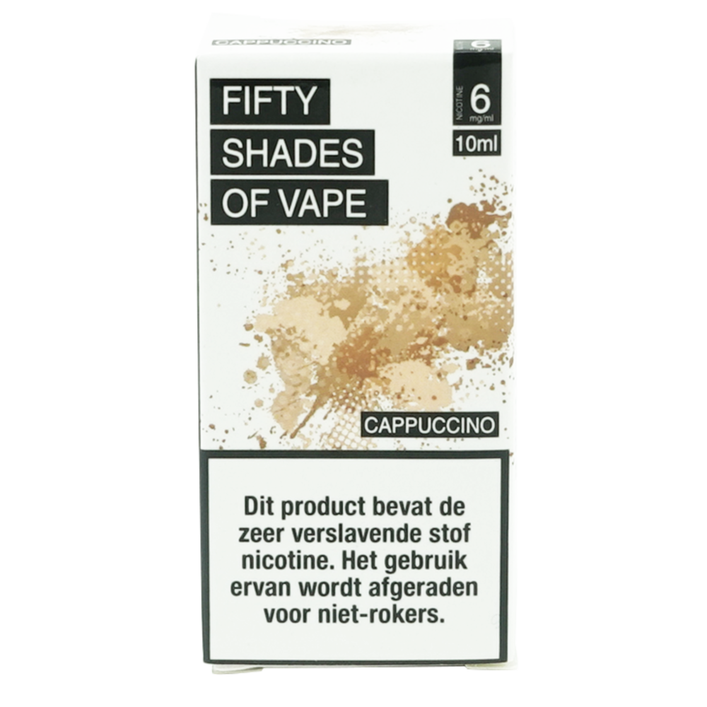 Cappuccino - Fifty Shades of Vape