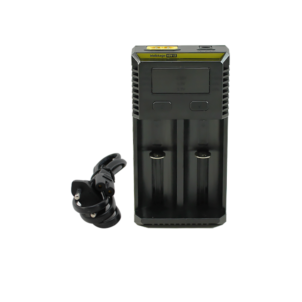 Nitecore Intellicharger New i2 batterij oplader