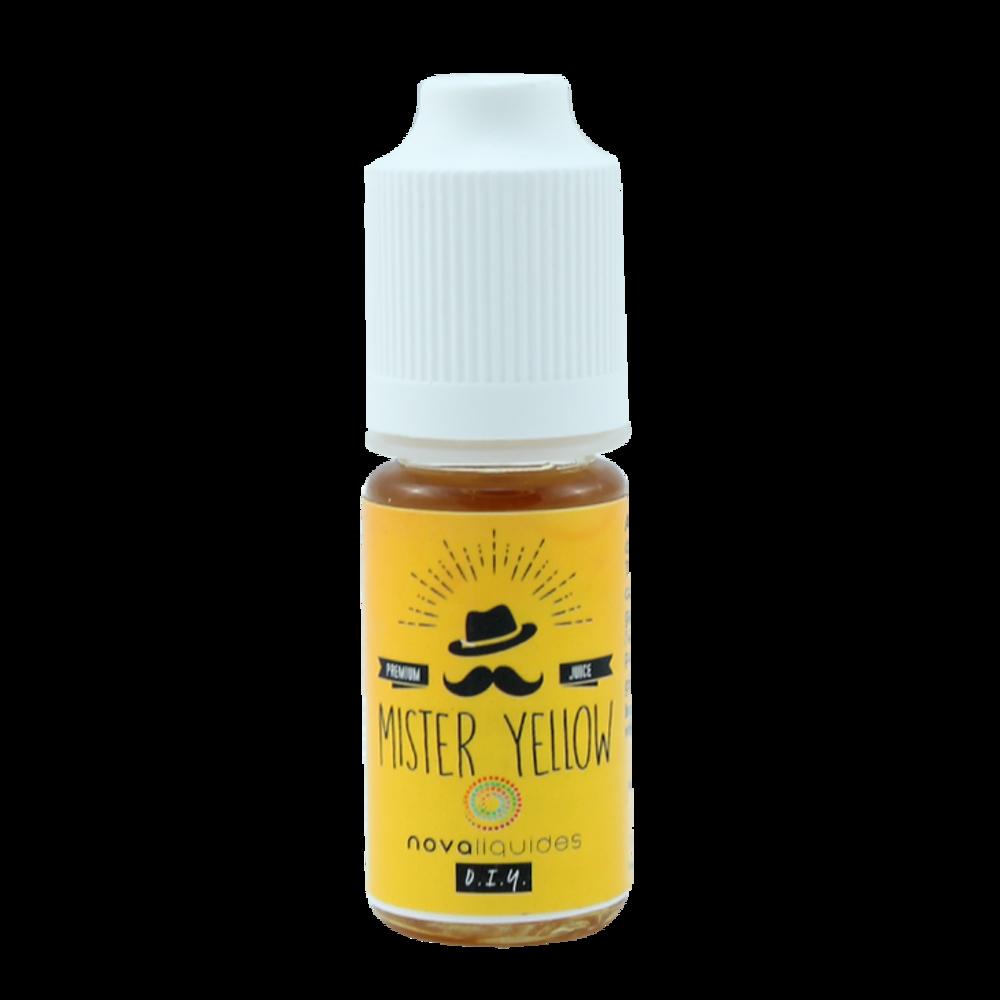 Mister Yellow ‑ Nova Liquides (aroma)
