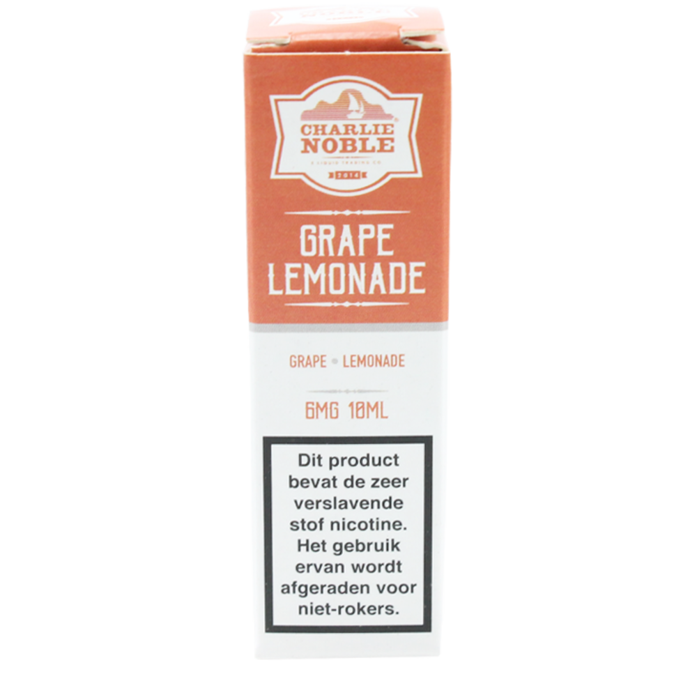 Grape Lemonade - Charlie Noble
