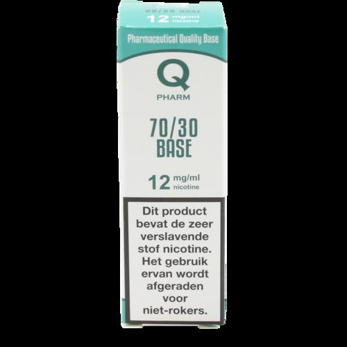 Qpharm Base 70%PG / 30%VG