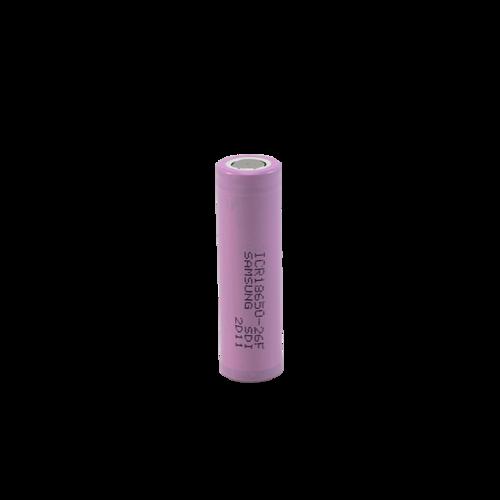 Samsung INR 18650-30Q batterij (3000 mAh)