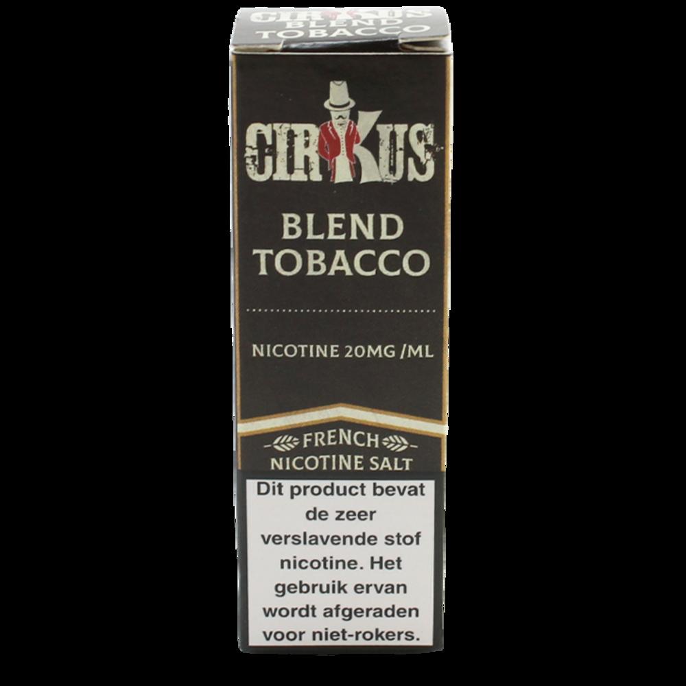 Blend Tobacco (Nic Salt) - Cirkus The Authentics